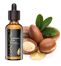 Nanoil Arganöl für Körperpflege